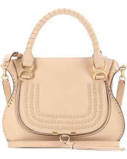 Marcie Leather Handbag
