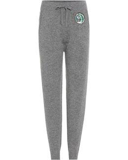 Rivertaro Wool And Cashmere Sweatpants
