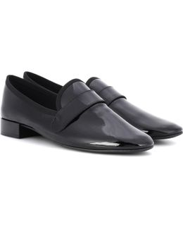 Maestro Patent Leather Loafers