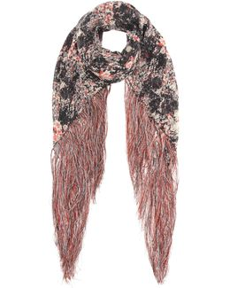 Timeo Printed Scarf