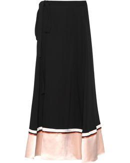 Leif Silk Skirt