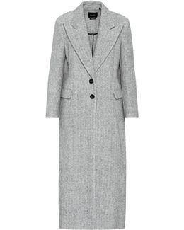 Euart Wool And Alpaca Coat