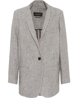 Elis Wool And Alpaca Coat