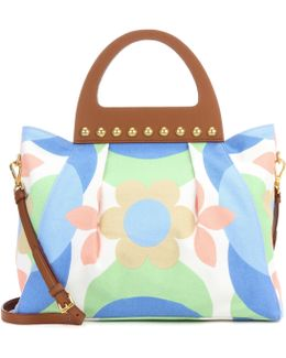 Exclusive To Mytheresa. Com - Printed Canvas Tote