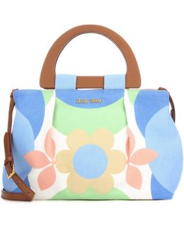Exclusive To Mytheresa. Com – Printed Canvas Tote