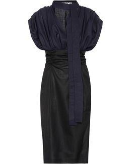 La Robe Madame Wool Dress