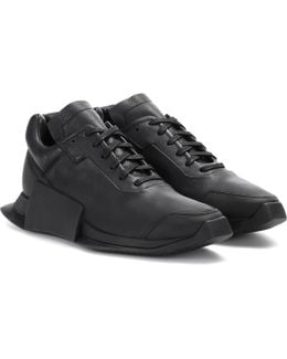 Ro Level Runner Low Ii Leather Sneakers