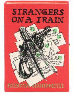 Strangers On A Train Box Clutch