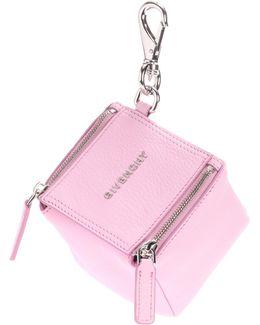 Pandora Leather Handbag Accessory