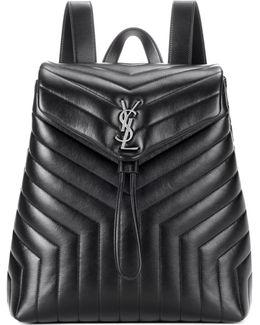 Loulou Medium Monogram Leather Backpack