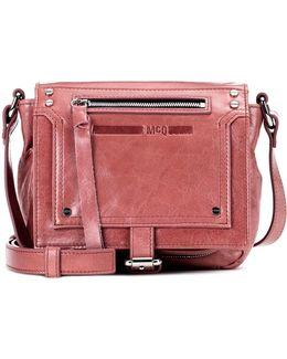 Loveless Leather Shoulder Bag