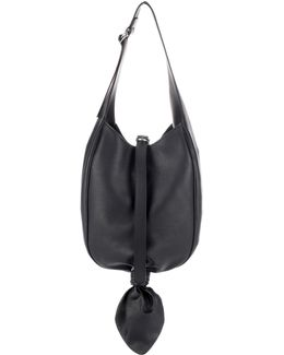 Knot Leather Tote