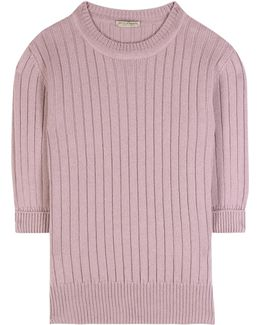 Wool And Cashmere Sweater