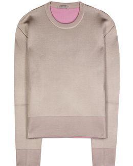 Wool And Silk Sweater