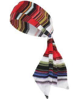 Knitted Wool-blend Headband