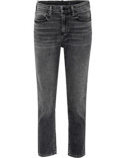 Ride Cropped Jeans