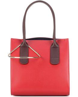 Mini Weekend Leather Handbag