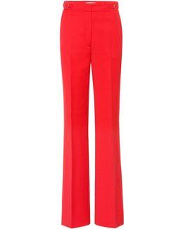 Vesta Wool-blend Trousers