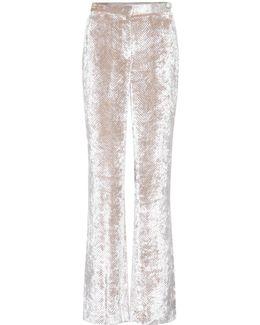 Vesta Velvet Trousers