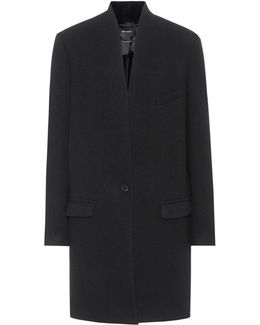 Lucas Virgin Wool Coat