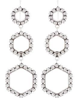 Here It Is Crystal Earrings