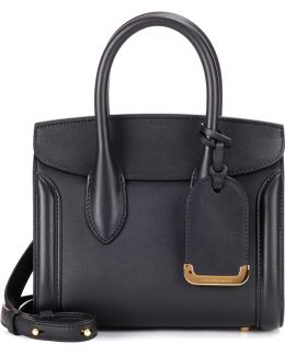 Small Heroine Leather Crossbody Bag