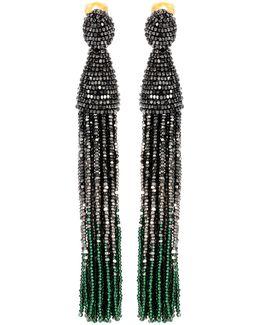 Tassel Clip-on Earrings