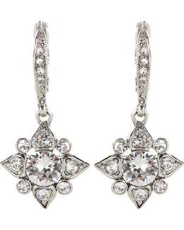 Swarovski Crystal-embellished Earrings