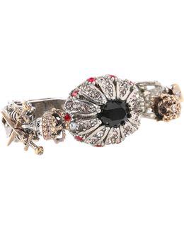 Queen & King Multi-finger Ring