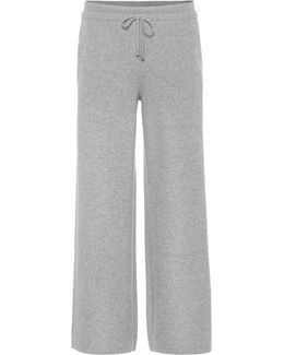 Cashmere Trousers
