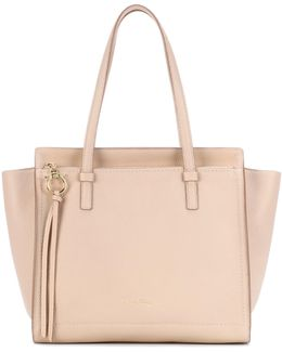 Medium Amy Leather Tote