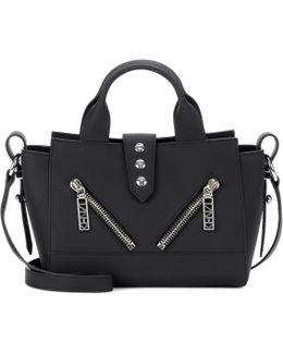Kalifornia Leather Shoulder Bag