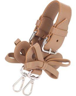 Mini Strap You Leather Bag Strap