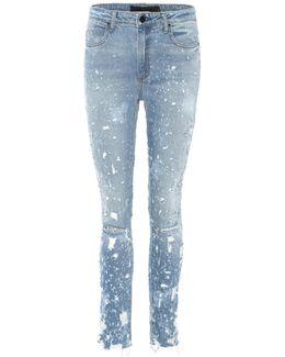Whiplash High-waisted Jeans