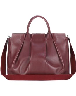 Peggy Leather Tote