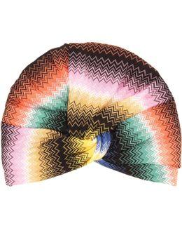 Striped Turban