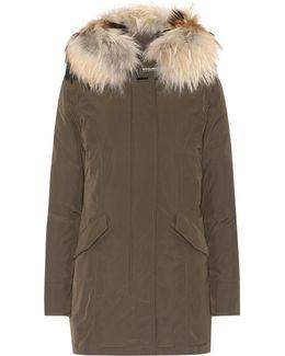 Luxury Arctic Down Coat