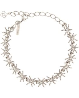 Crystal-embellished Necklace