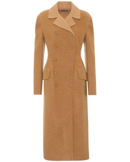 Camel And Wool Coat