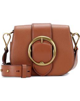 Lennox Leather Shoulder Bag