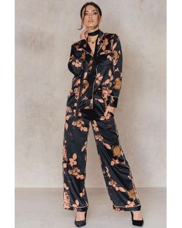 Yaspipe Wide Pant