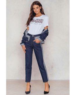 Gigi Hadid Ankle Liv Jeans