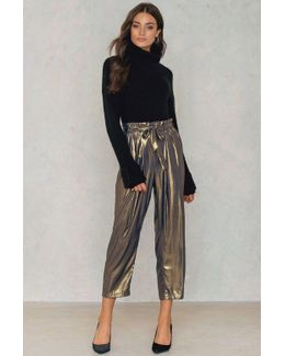 Harem Metal Pant