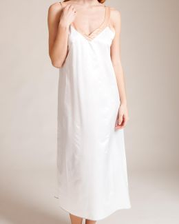 Signature Cassis Gown