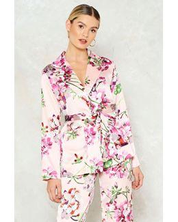 Everyday Sunshine Floral Jacket Everyday Sunshine Floral Jacket