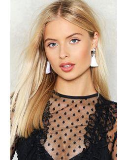 Queen Of The Tassel Earrings Queen Of The Tassel Earrings