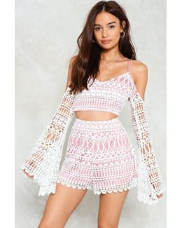 Crochet Lace Co-ord Crochet Lace Co-ord