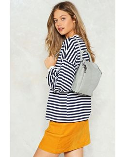 Textured Structured Back Pack Textured Structured Back Pack