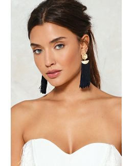 Let It All Hang Out Fringe Earrings Let It All Hang Out Fringe Earrings