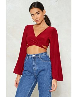Tender Loving Flare Crop Top Tender Loving Flare Crop Top